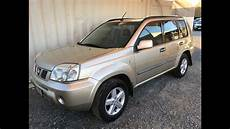 Sold Cheap Car 4x4 Suv Nissan X Trail Manual 2006
