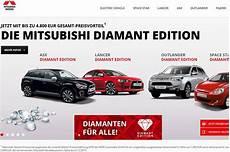 mitsubishi l200 diamant edition mitsubishi diamant editionen bis zu 5 500