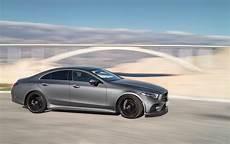 2018 Mercedes Cls C257 Gets A Polarizing Rear End