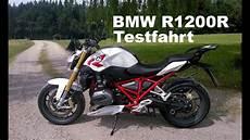 bmw r 1200 r mit quickshifter 125 ps testfahrt an den