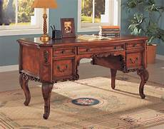antique home office furniture antique home office desk 800541 from coaster 800541