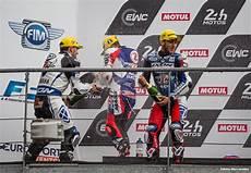 team moto ain crt d masbou sur le podium des 24h