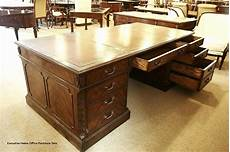 used home office furniture for sale cherry custom home office desk built traditional executive