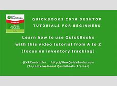 quickbooks certification classes