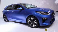 the kia ceed 2019 interior interior exterior and review 2019 kia ceed exterior and interior walkaround debut
