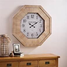 grand hotel wall clock oak furniture land