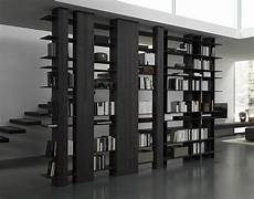 librerie soggiorno living libreria blade modulnova composition 2