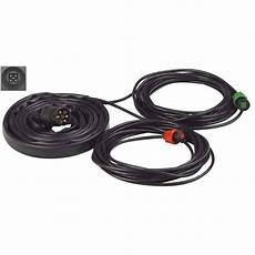 faisceau electrique remorque faisceau c 226 bl 233 2x10m pour remorque