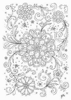 Ausmalbilder Erwachsene Blumen Kostenlos Ausmalbilder F 252 R Erwachsene Zum Ausdrucken Frisch