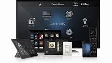 control4 umfassendes smart home system mit vielen extras