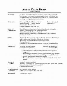 resume exles veterinary receptionist veterinary