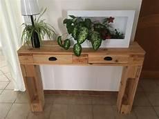 fabriquer une console en bois comment fabriquer une console en bois