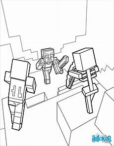 Ausmalbilder Minecraft Katze Minecraft Cat Coloring Pages At Getcolorings Free