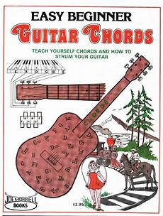 Easy Beginner Guitar Chords Book Learn To