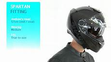 Shark Spartan Carbon - shark spartan carbon helmet review rider