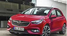 opel corsa f 2019 opel corsa f to get psa engines gm authority