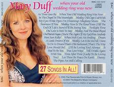 when your old wedding ring was new mary duff songs reviews credits allmusic