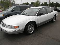how petrol cars work 1995 chrysler new yorker user handbook buy used 1995 chrysler new yorker lhs with 23000 actual miles in milwaukee wisconsin united