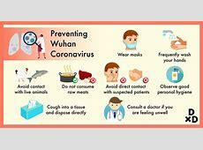 wuhan coronavirus size