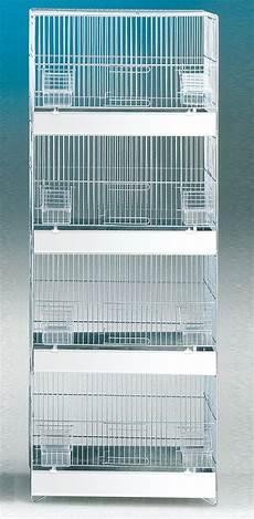 gabbie da per canarini usate gabbia a di 4 piani da 45 cm