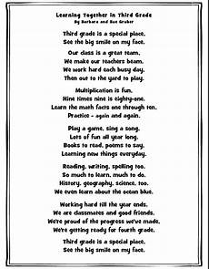 poem worksheet third grade 25391 3rd grade poetry journal classroom writing poetry