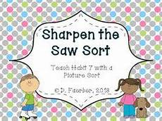 sharpen the saw habit 7 sharpen the saw pinterest search image search and covey habits