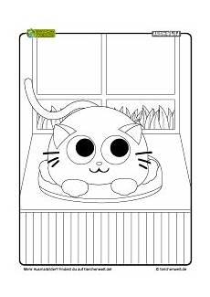 Malvorlagen Fenster Hinten Malvorlagen Tiere Katzen Malvorlage Katze Schlaft