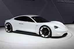 Porsche Mission E Electric Tesla Killer Coming Soon