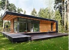 Tiny Houses Kleine H 228 User Mit Gro 223 Er Wirkung Holzhaus