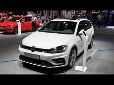 golf r line 2017 volkswagen golf variant r line 2017 in detail review