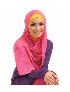 Gaya Jilbab Modern Terkini Tutorial Lengkap