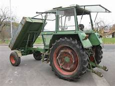 Fendt 275 Gts 1978 Agricultural Tractor Photo And Specs