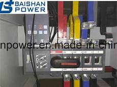 china automatic transfer switch panel ats 4 poles threephase 100 contactors abb schneider