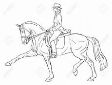 Ausmalbilder Pferde Reiterin Pin By Karolin Erbe On Inspiration Sketch