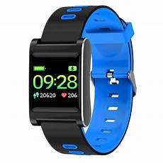 Xanes Screen Waterproof Smart Pedometer xanes vo419 1 0 ips color touch screen waterproof smart