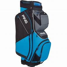 2019 ping pioneer golf cart bag colour azure grey 15 way top style efficient