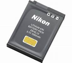 lithium ionen akku kaufen buy nikon en el12 lithium ion rechargeable battery