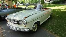 1957 1961 Borgward Cabrio Exterior And
