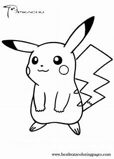 Malvorlagen Pikachu The Best Free Pikachu Coloring Page Images From