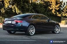 2014 Audi A5 20 Quot Rohana Wheels Rc7 Silver Machined Rims