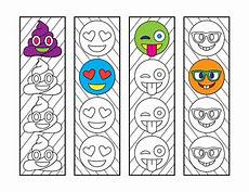 ten printable bookmark coloring pages to inspire your