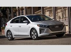 2019 Hyundai Ioniq Plug In Hybrid   Specs and Features