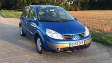2005 Renault Megane Scenic 1 6 16v Petrol Auto