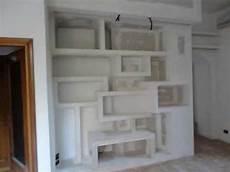 costruire una libreria in cartongesso librerie contrsoffitti muri e contromuri in cartongesso a