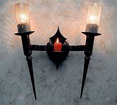 torch spw ironworks gothic medieval furniture cm