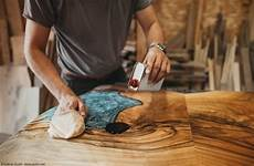 Epoxidharz Holz Anleitung F 252 R Kreative Ideen Aus Resin
