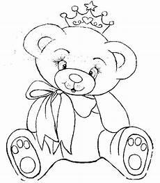Malvorlagen Teddy Mit Herz Ausmalbilder Teddy Malvorlagentv