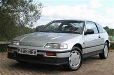 buy car manuals 1988 honda cr x auto manual honda crx 1 6i coupe manual 1988 f blade silver metallic