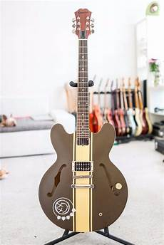 epiphone tom delonge signature es 333 with hardcase in golders green gumtree