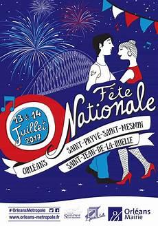 14 Juillet En Val De Loire F 234 Te Nationale En Loiret